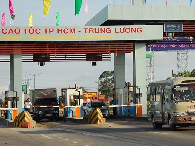 Kiến nghị thu hồi quyền thu phí cao tốc TP.HCM-Trung Lương - 1