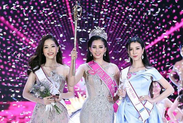 Mẹ của Hoa hậu Việt Nam 2018 tiết lộ con bỏ đi du học để thi hoa hậu - 1