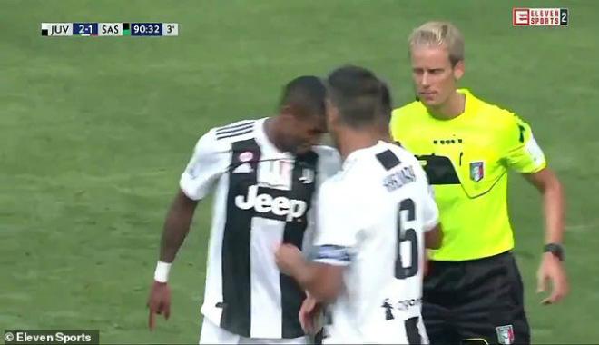 SAO Juventus chơi bẩn: Ronaldo khai tiệc kém vui, cả thế giới nguyền rủa - 1