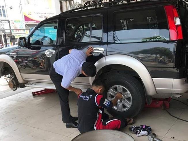 Coi chừng vỏ xe Trung Quốc giá rẻ - 1