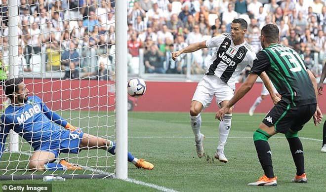 Ronaldo khai hỏa, Juventus săn Cúp C1: Phá lời nguyền 22 năm & dọa MU - 1
