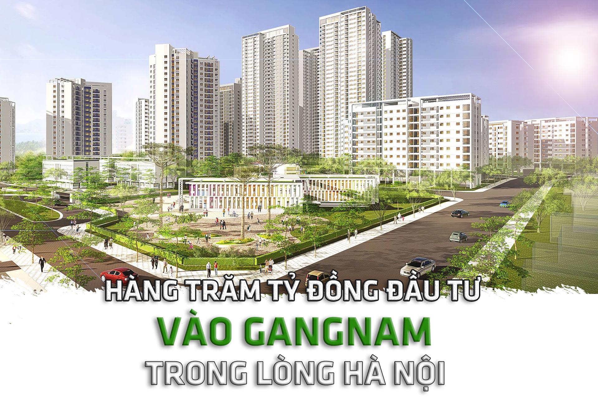 Hàng trăm tỷ đồng đầu tư vào Gangnam trong lòng Hà Nội - 1