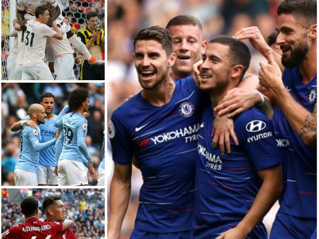 Tuyệt đỉnh V5 Ngoại hạng Anh: Uy quyền ông lớn, bóng đá đẹp lên ngôi