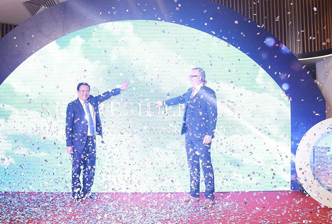 100% khách hàng tham dự sự kiện tri ân hài lòng về dự án Kosmo Tây Hồ - 1