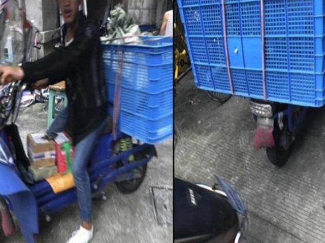 Mua hàng qua mạng, cô gái trẻ bị shipper cưỡng bức