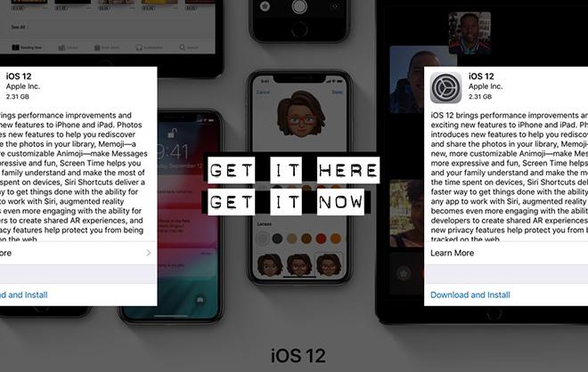 5 điều bạn sẽ bỏ lỡ nếu không cập nhật lên iOS 12 - 1
