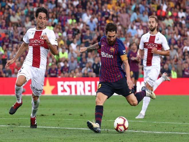Barcelona - PSV: Messi & cuộc thập tự chinh danh vọng - 1