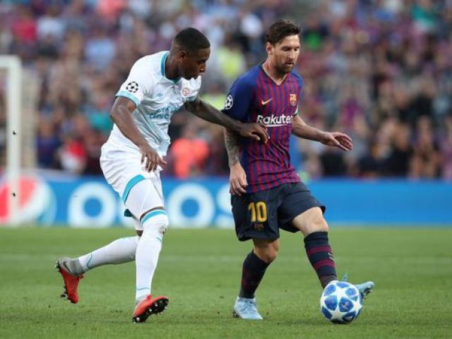 Barcelona - PSV: Siêu nhân Messi, siêu phẩm ngất ngây