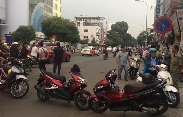 Va chạm giao thông với nhóm sinh viên, thanh niên bị truy sát tử vong - 1