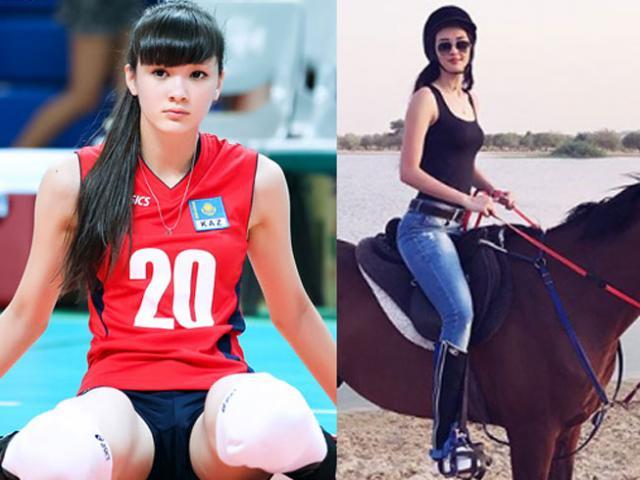 Gặp khổ vì quá xinh: Nữ thần bóng chuyền đẹp nhất thế giới giải sầu