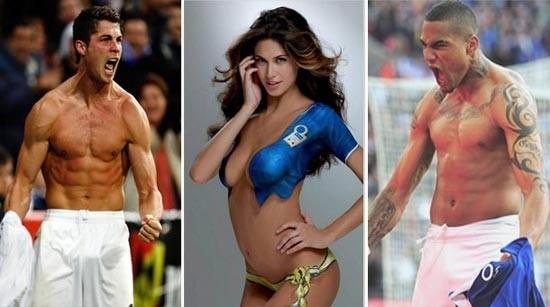 """""""Tình 1 đêm"""" nói phũ không biết Ronaldo là ai, siêu sao đáp trả bất ngờ - 1"""