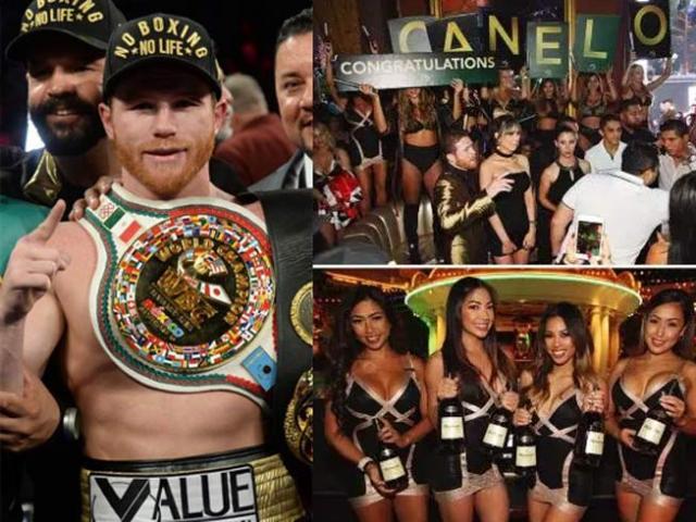 Siêu sao boxing xuyên đêm với 12 người đẹp: Dân chơi không kém Mayweather