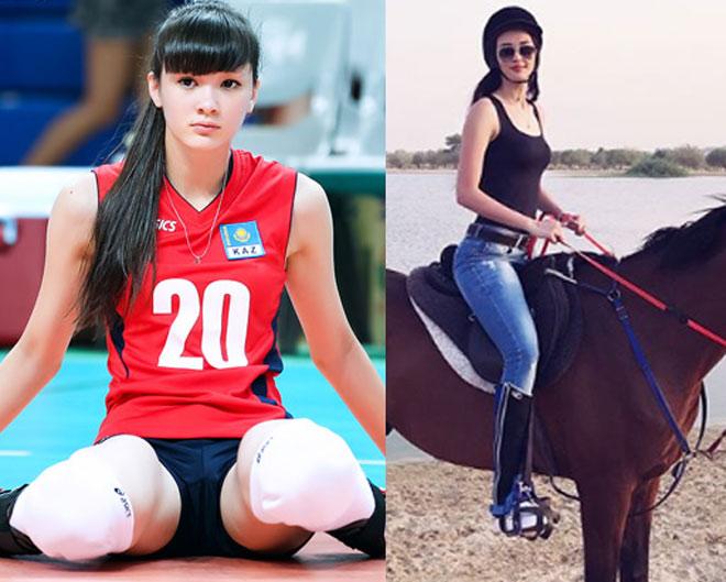 Gặp khổ vì quá xinh: Nữ thần bóng chuyền đẹp nhất thế giới giải sầu - 1