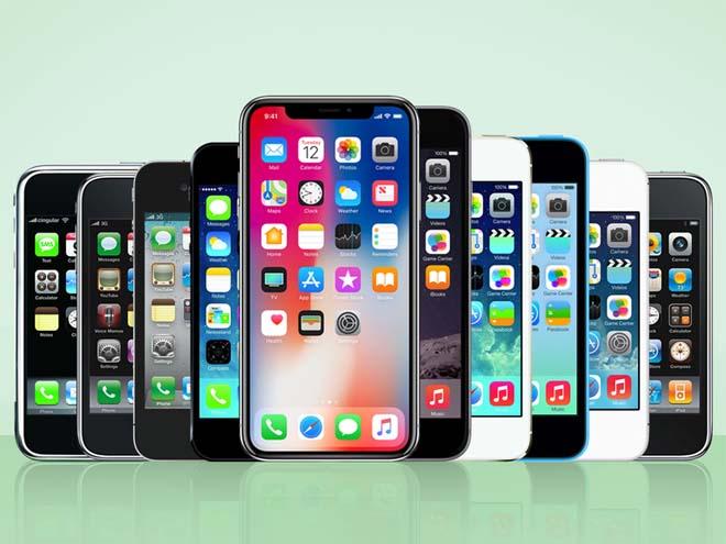 Thiết kế iPhone thời Steve Jobs đỉnh, hay dưới bàn tay Tim Cook đỉnh? - 1