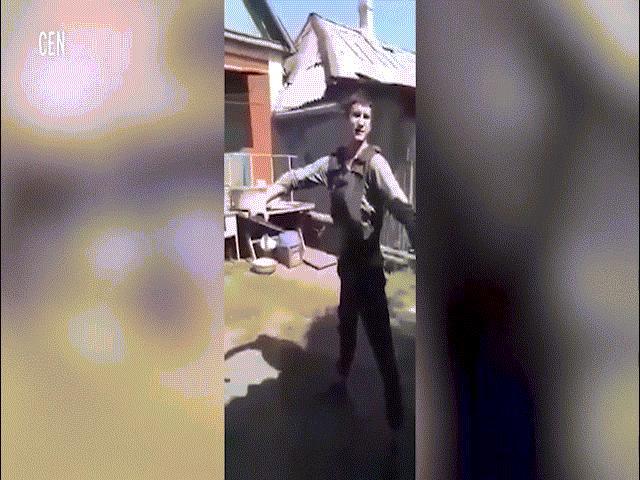Ukraine: Tự giết mình khi thử áo chống đạn