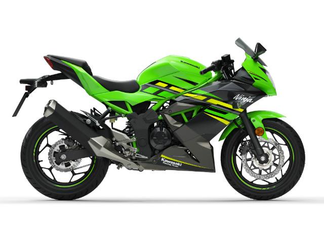 2019 Kawasaki Ninja 125, Z125 sắp ra mắt, vừa tiền dân chơi