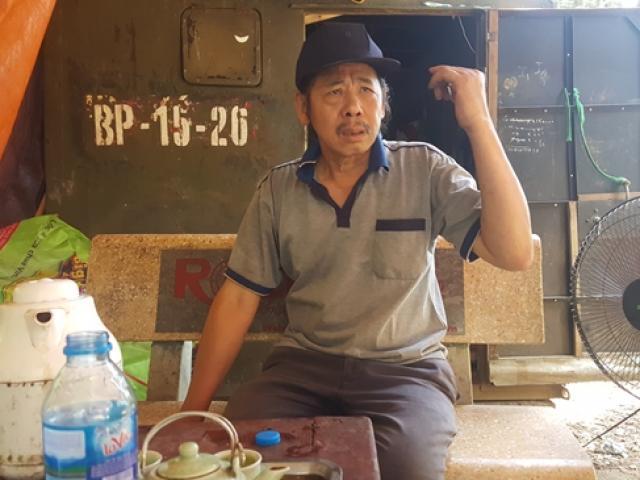 A strange life of a heterosexual gold mine on the Tan Vien range