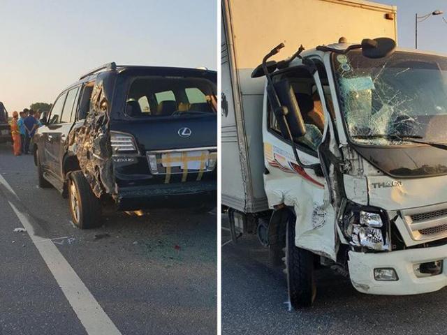 Tài xế bị tông chết trên cao tốc: CSGT dừng xe đúng hay sai?