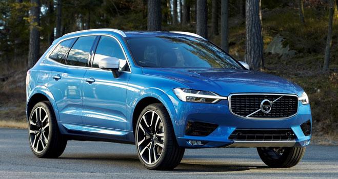 Giá xe Volvo cập nhật tháng 10/2018: SUV an toàn nhất thế giới giá từ 3,4 tỷ đồng - 3