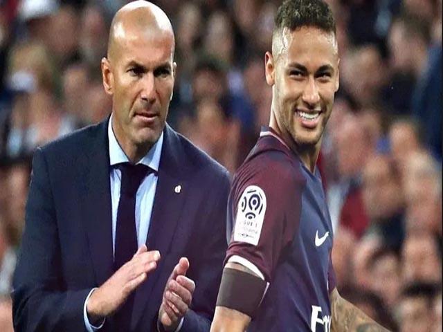 """MU kích hoạt săn """"siêu bom tấn"""" Neymar, chiều lòng """"Vua C1"""" Zidane"""