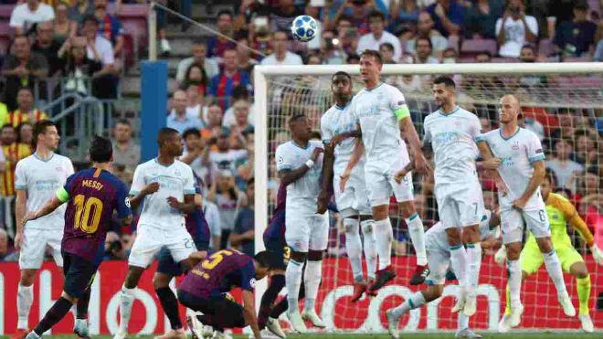 Mở màn cúp C1: Messi – Pogba lên đỉnh, Ronaldo – Neymar rơi vực sâu - 1