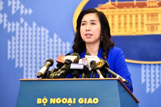 Việt Nam nói về việc Trung Quốc đề nghị hợp tác cùng khai thác trên biển - 1