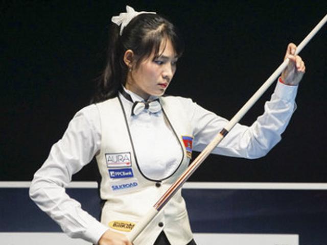 """Bi-a: Người đẹp Campuchia nhận kết quả đắng vì đối thủ """"lên đồng"""""""