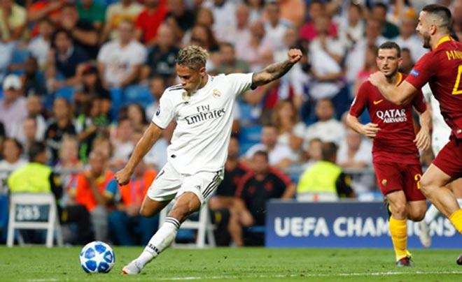 """""""Vua cúp C1"""" Real đại thắng: Phát sốt với truyền nhân Ronaldo - 1"""