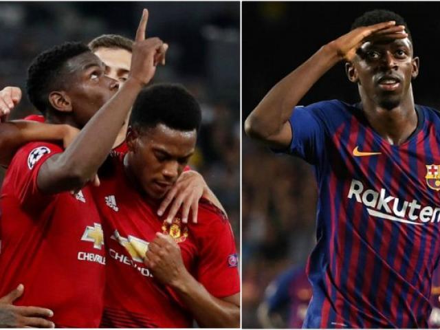 """Pogba hạnh phúc ở MU: Barca vẫn tơ tưởng, """"tế thần"""" SAO 140 triệu euro"""