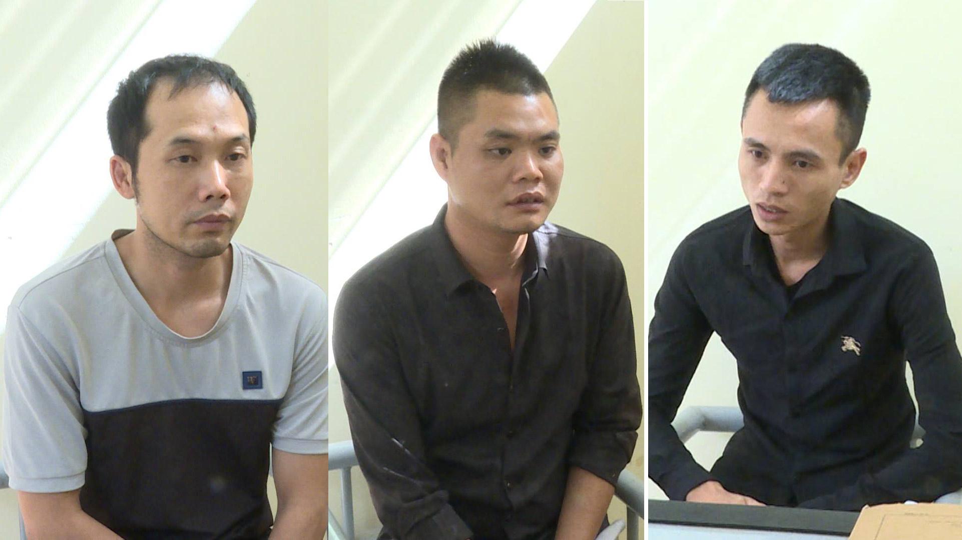 """Lý lịch """"số má"""" của 3 đối tượng dùng súng cướp tiệm vàng ở Sơn La - 1"""