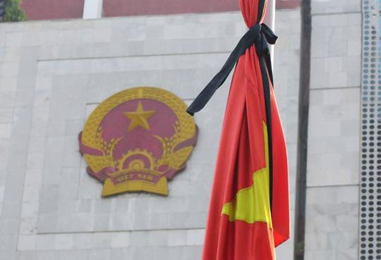 Lễ Quốc tang Chủ tịch nước sẽ được tổ chức như thế nào? - 1