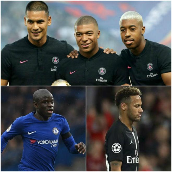 """Biến lớn PSG: """"Vây cánh"""" Mbappe chiêu dụ SAO Chelsea chờ hạ bệ Neymar - 1"""