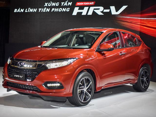 Đã có khoảng 300 đơn đặt hàng cho Honda HR-V tại Việt Nam