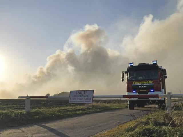 Đức: Thử tên lửa gây thảm họa ảnh hưởng 1.000 người