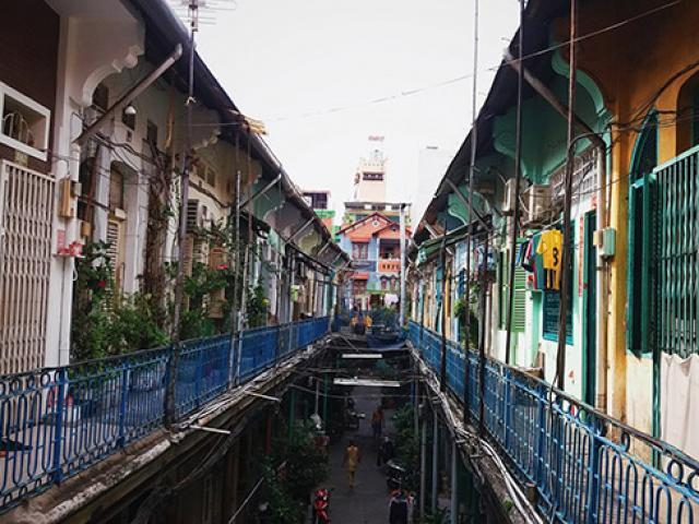 Ngay giữa lòng Sài Gòn có cả một đất nước Trung Hoa thu nhỏ