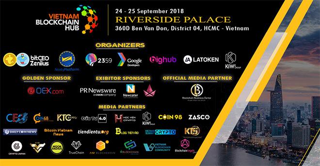 Có gì đặc biệt tại sự kiện 'Vietnam Blockchain Hub 2018'? - 1