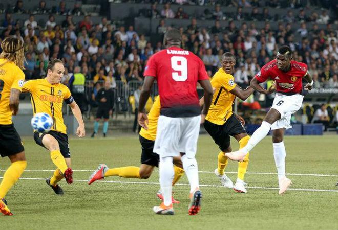 Pogba bùng nổ với MU: Cứu Mourinho hay chào hàng Barca 100 triệu bảng? - 1