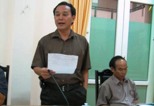 Thanh Hóa: Cựu giám đốc sở bổ nhiệm hàng loạt trước khi về hưu bị cảnh cáo - 1