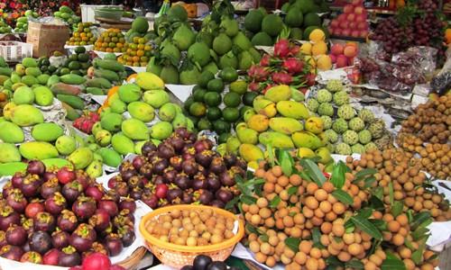 Việt Nam chi hơn 2.300 tỉ đồng mua rau quả từ Thái Lan trong tháng 8 - 1