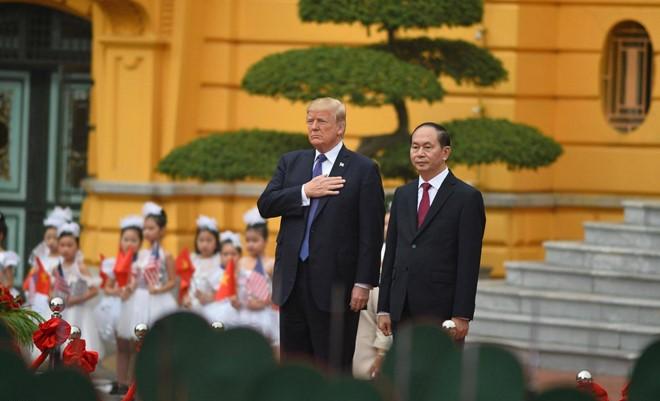 ĐSQ các nước tại Việt Nam chia buồn Chủ tịch nước từ trần - 1