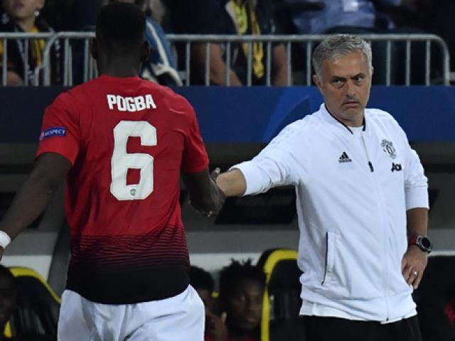 """Mourinho trút giận học trò: """"Người đặc biệt"""" đếm lùi ngày rời MU"""
