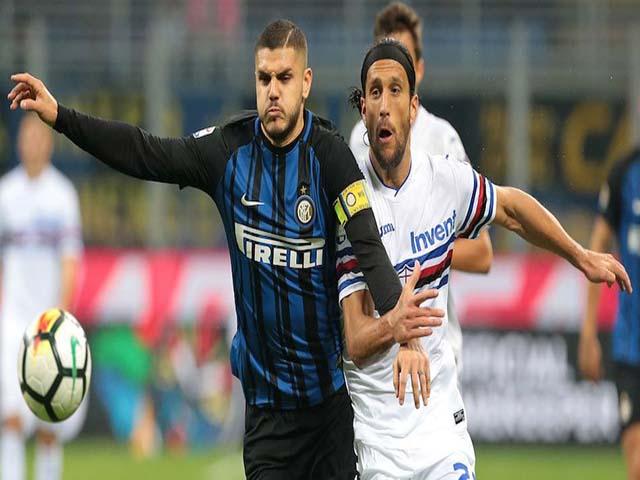Sampdoria - Inter Milan: Người hùng giấu mặt & đòn kết liễu 90+4