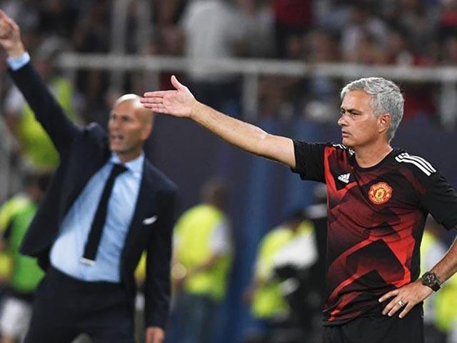 MU kém Liverpool 8 điểm: Sếp lớn liên hệ Zidane, tính sa thải Mourinho