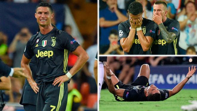 Ronaldo sợ bị UEFA ám hại: Uẩn khúc đằng sau chiếc thẻ đỏ - 1