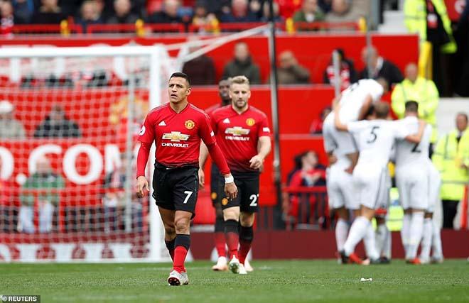 Tồi tệ Alexis Sanchez: 831 phút tịt ngòi Ngoại hạng Anh, MU chuốc hận - 1