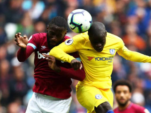 """West Ham - Chelsea: Derby rực lửa, """"người nhện"""" cứu giá"""