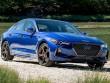 Sedan hạng sang Genesis công bố giá từ 802 triệu đồng