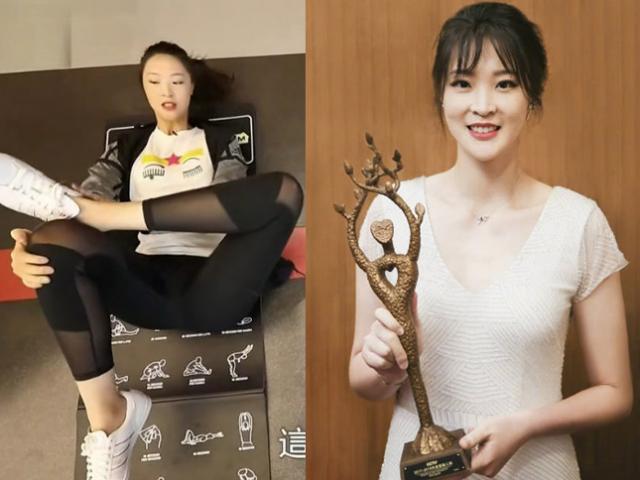"""Hoa khôi bóng chuyền Trung Quốc mặc quần bó sát: Bối rối vì fan hiến """"kế lạ"""""""