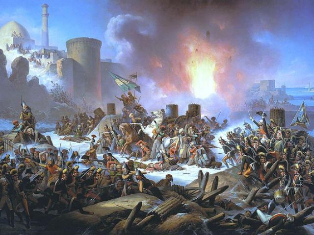 Trận thảm bại của Nga trước Thổ Nhĩ Kỳ, đưa hải quân Nga về con số 0