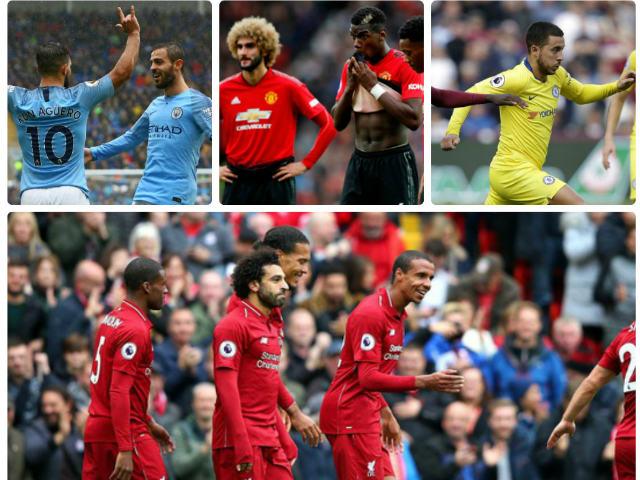 """Tuyệt đỉnh vòng 6 Ngoại hạng Anh: Liverpool độc bá, tân binh """"ám"""" MU"""